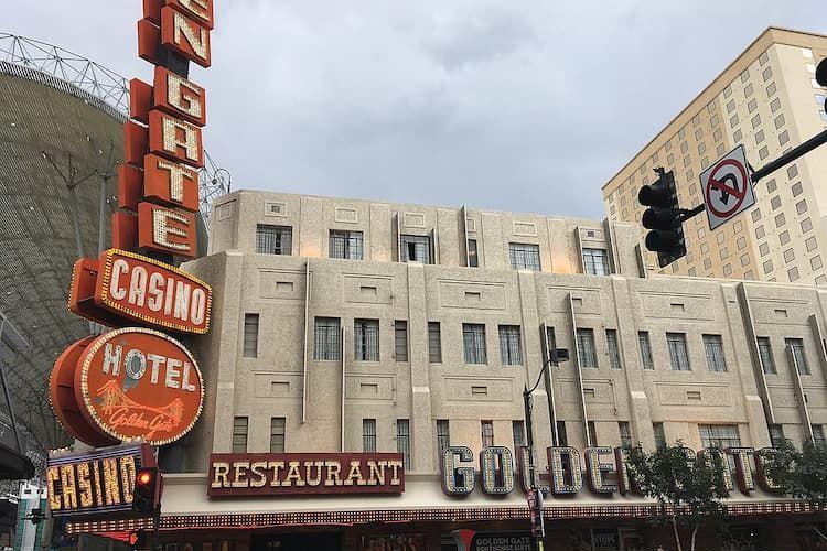 Golden Gate Casino exterior