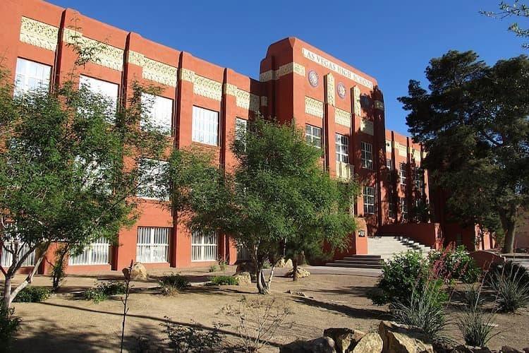 Old Las Vegas High School