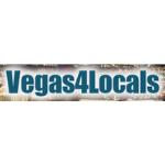 Vegas 4 Locals logo